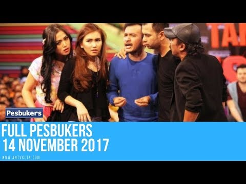 FULL PESBUKERS 14 NOVEMBER 2017