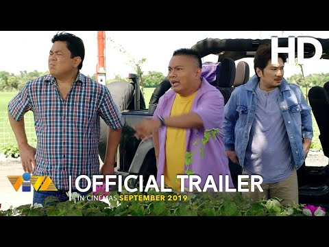 Sanggano, Sanggago't Sanggwapo FULL TRAILER [In cinemas September 4]