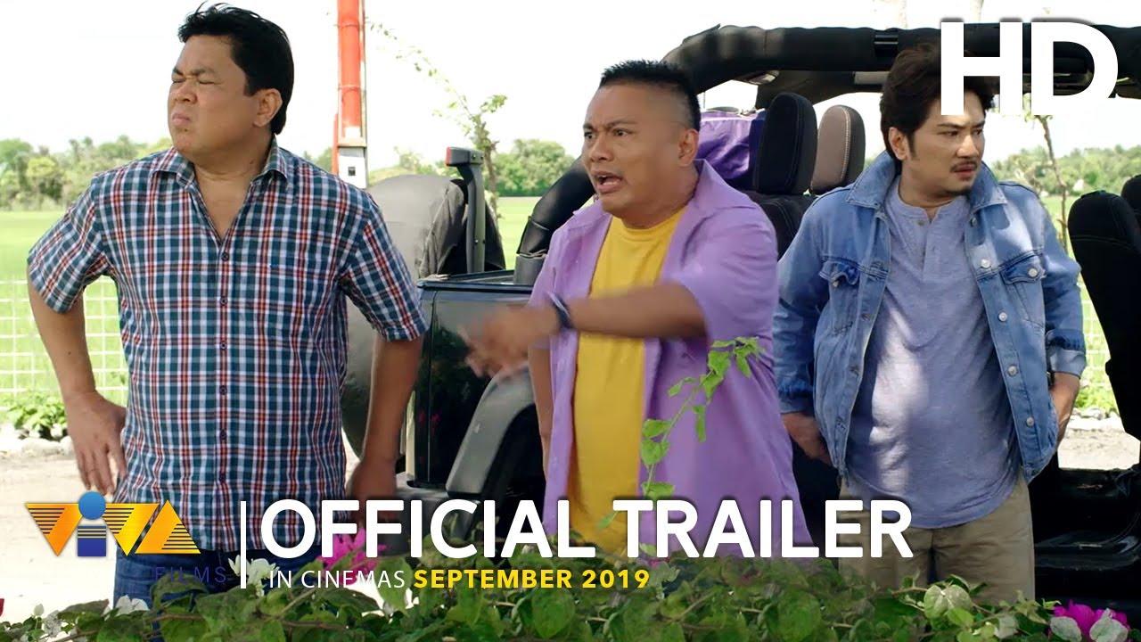 Download Sanggano, Sanggago't Sanggwapo FULL TRAILER [In cinemas September 4]