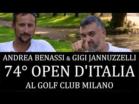#GOLF 74° Open d'Italia al Golf Club Milano - B2G Video Golf #31