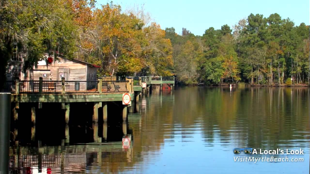 scenic river memories are made in conway  south carolina