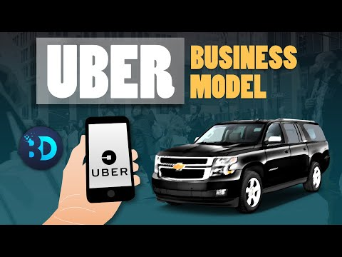 Uber Business Model Innovation: What makes Uber so disruptive?
