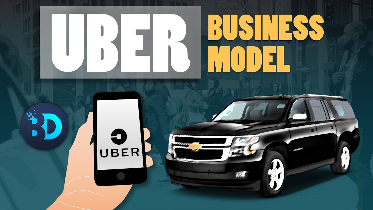 uber business model   what makes it so disruptive