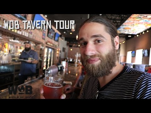 WORLD OF BEER TAVERN TOUR | GEORGIA/FLORIDA (Drink It Intern)
