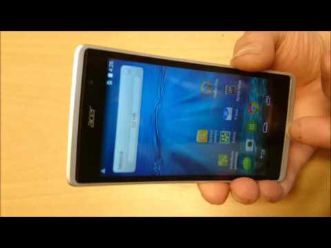 Acer Liquid Z500 Bad touchscreen