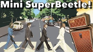 the Vox Mini SuperBeetle - MSB25 - Full Walkthrough and Demo