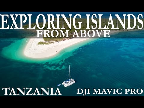 Exploring Islands From Above | Tanzania | DJI Mavic Pro