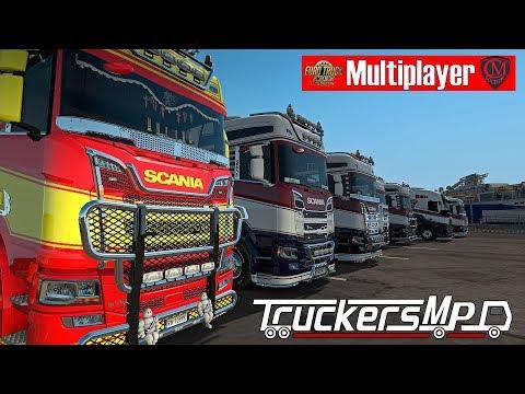 ETS2 Multiplayer [EU1] 🚚 Über 1000 km in Italien 🔴 #957 LIVE-Tour