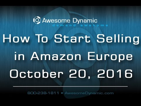 How To Start Selling In Amazon Europe: The 4 L's