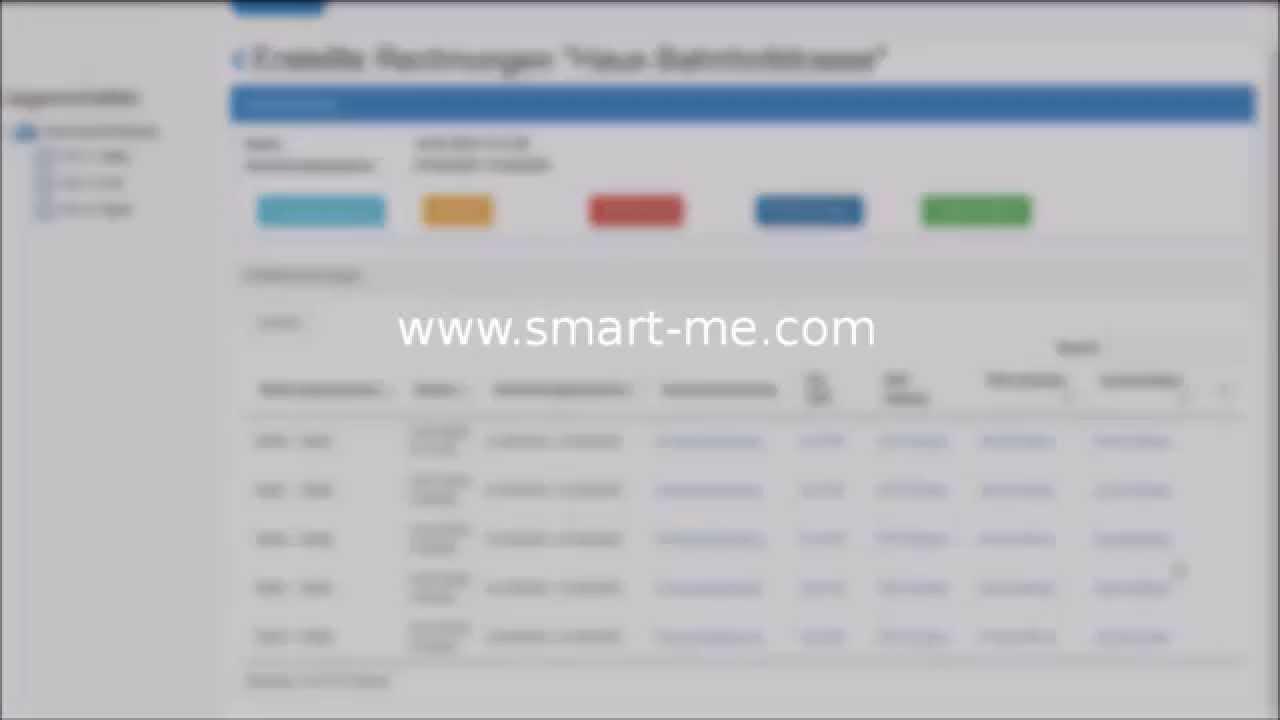 Smart Me Billing Tutorial 2 Rechnungen Manuell Erstellen Youtube
