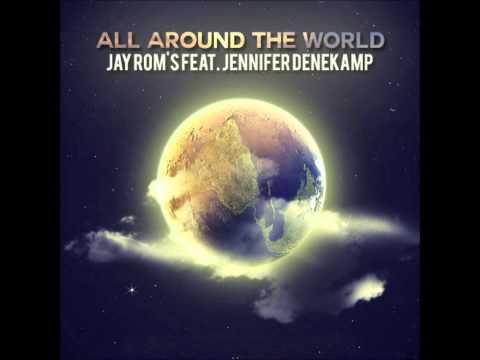 Jay Rom's feat. Jennifer Denekamp - All Around The World (ATC COVER)