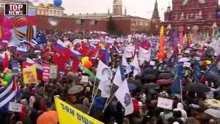 1 МАЯ. Москва. Красная Площадь