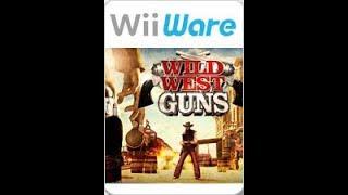 Wild West Guns - Wii / Wiiware - Full Game