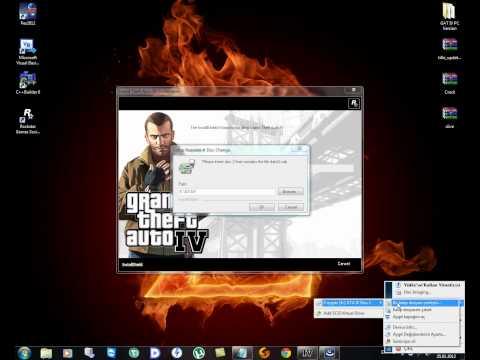 How To Install GTA IV+crack Azeri Version.avi
