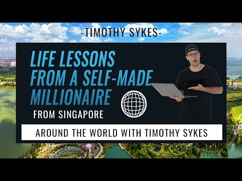 Life Lessons From A Self-Made Millionaire