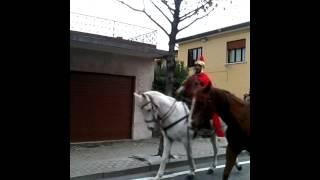 San Martino's Procession in Favaro Veneto