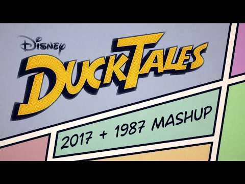 DuckTales MASHUP 2017 and 1987 versions