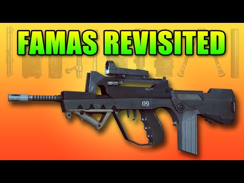 Famas Revisited - Highest Damage Assault Rifle | Battlefield 4 Gameplay