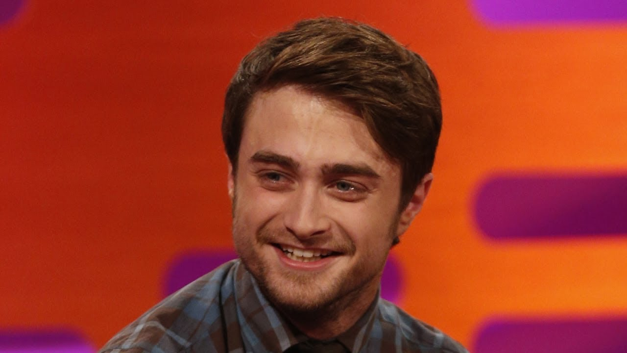 Daniel radcliffe naked show in england
