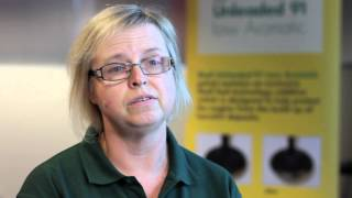 Sue Smith is the Fuels Product Quality Lead at Viva Energy Australia
