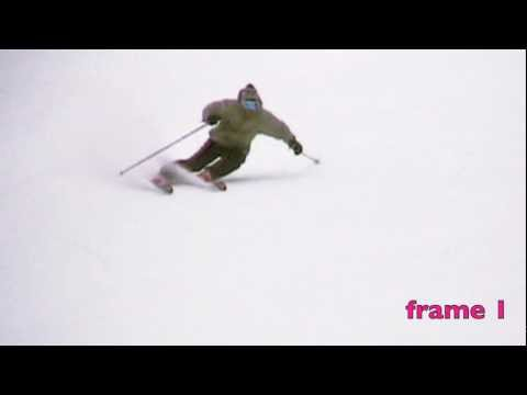 Lay the skis over like this! Ski Practice (Feature 4): World Cup ...