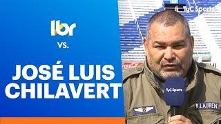 Líbero VS José Luis Chilavert