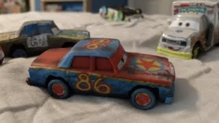 Demolition Derby-A Disney Cars Stop-Motion