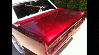 Candy Apple Red Mustang Paint Pictures