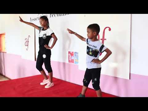 Chorégraphie | Mazor light it up - Sariaka & Fanilo