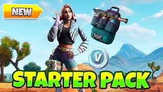 2 x DEZE STREAM STARTERPACK! FORTNITE BATTLE ROYALE NEDERLANDS