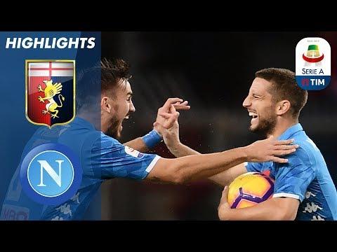 Genoa 1-2 Napoli | Napoli Comeback To Win | Serie A