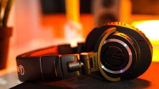 Audio Technica ATH-M50XBT Review: Legendary Headphones Now Wireless.. DO THEY DELIVER?