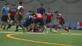 Publication Date: 2017-02-07 | Video Title: Rugby 16-17 A grade 精華 CTSHKPC