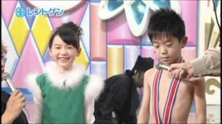 第87回全日本仮装大賞 レントゲン 愛菜ちゃん