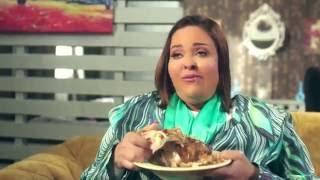 """يوميات زوجة مفروسة أوي ج2 - لما تبقى عاملة دايت وقدامك """"كل الأكل الجميل"""" ..هتخطفي الأكل زى إنجي؟"""
