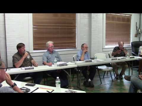 Oakland Council Meeing, 08/10/16