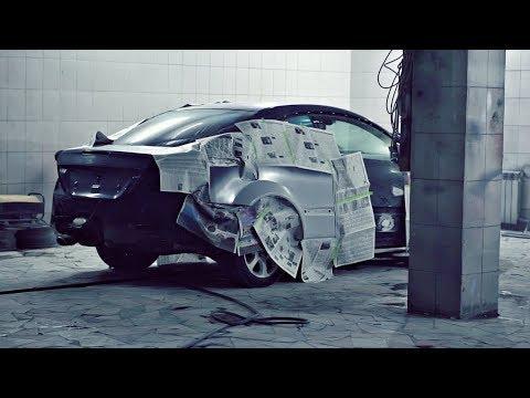 CLK BLACK SERIES #4 Подготавливаем Мерса к покрасу / Размышляю о BMW M3 E46
