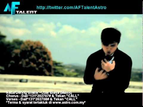 [MTV] Shahir - Luar Biasa