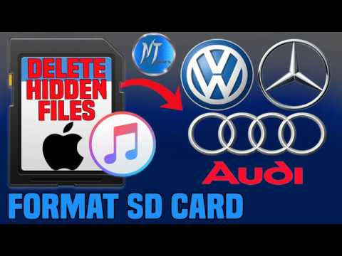 Vw Sd Card Format