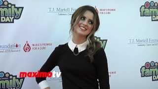 Laura Marano at T.J. Martell