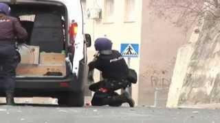 Graves enfrentamientos en la cañada Melilla Segunda parte