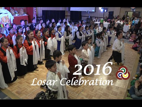 Losar Celebration 2016: Program Highlights TAFM Minnesota