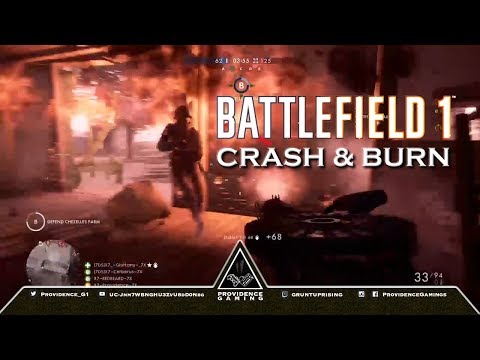 Providence Gaming - Plays of the Week #3 - Crash & Burn (01.09.2017)