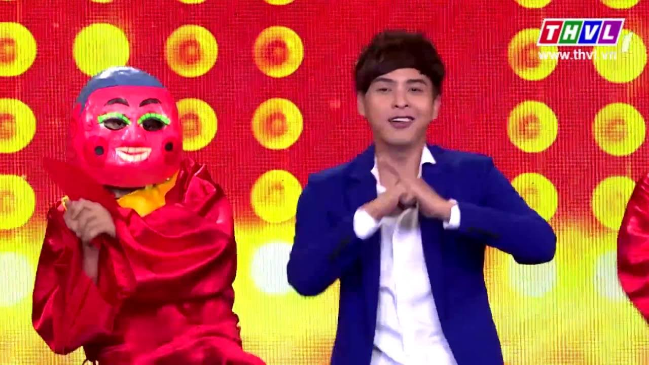 Chúc Mừng Năm Mới   Hồ Quang Hiếu   Chào 2016 – THVL