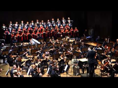 Carmina Burana Show in Amazonas Opera Manaus Brazil 15)