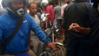 Accident in Satungal, Kathmandu