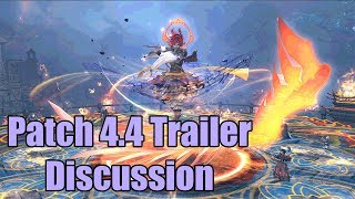 FFXIV Patch 4.4 Trailer: Prelude in Violet - Discussion & Overview