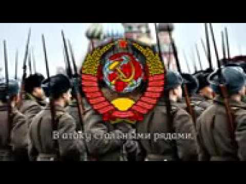 March of the defense Moscow