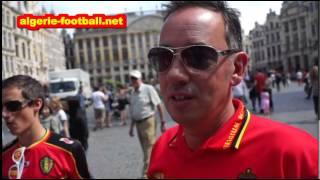 Coupe du monde 2014: Algérie - Belgique : AVIS de supporteurs Belges sur le match