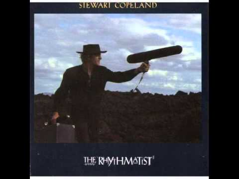 stewart copeland   kemba 1985